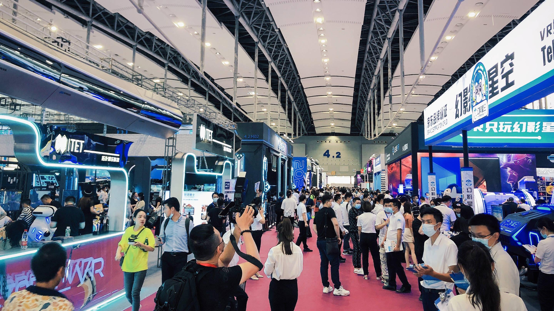 2021亚洲VR&AR博览会:XR赋能助推产业融合发展